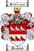 Fenwick Coat of Arms