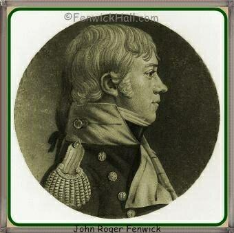 John Roger Fenwick (Edward Fenwick Jr's little brother).