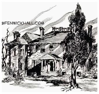 fenwick hall ghost, vampires of charleston,