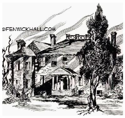Ghost story of fenwick hall, vampire johns island,