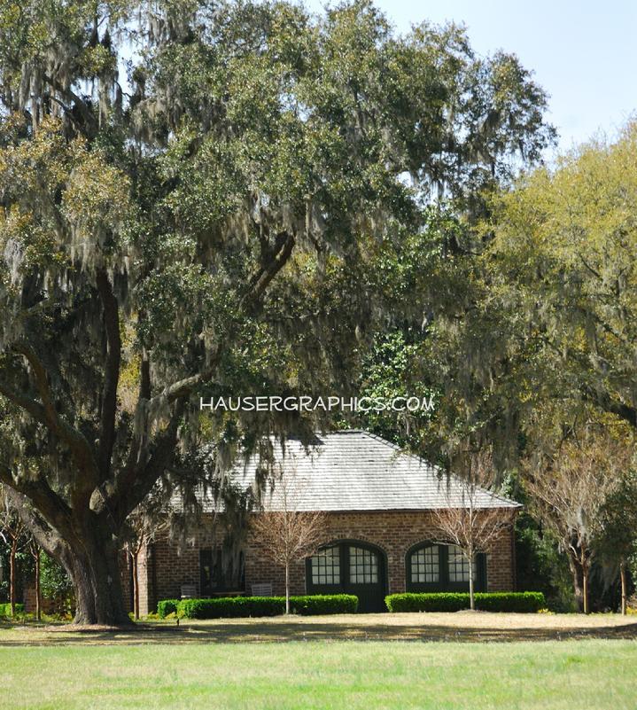 Plantation Kitchen House fenwick hall plantation